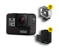 GoPro HERO7 Black + SuperSuit & Dual Charger