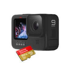 GoPro HERO9 Black + Sandisk 64GB