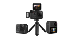 Представляем GoPro HERO8 Black, GoPro MAX и модули